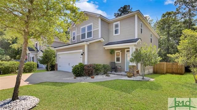 44 Chapel Lake N, Savannah, GA 31419 (MLS #249196) :: Keller Williams Realty-CAP