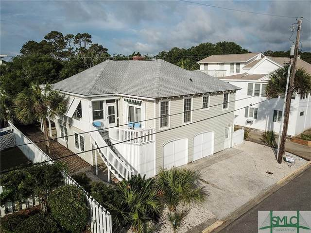 7 8th Street, Tybee Island, GA 31328 (MLS #249208) :: Coldwell Banker Access Realty