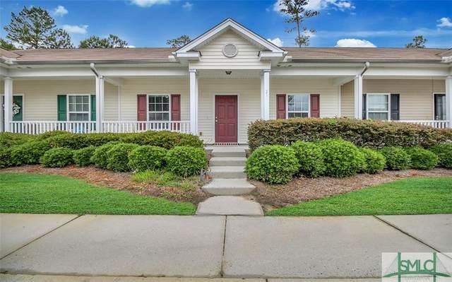 31 Falkland Avenue, Savannah, GA 31407 (MLS #250646) :: Keller Williams Realty-CAP