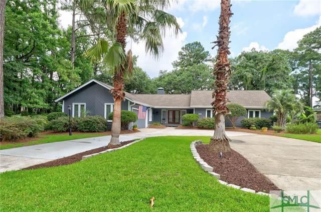 6800 Sandnettles Drive, Savannah, GA 31410 (MLS #250808) :: The Arlow Real Estate Group