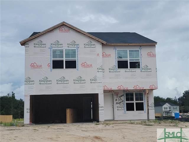 52 Enclave Way NE, Ludowici, GA 31316 (MLS #250928) :: The Allen Real Estate Group