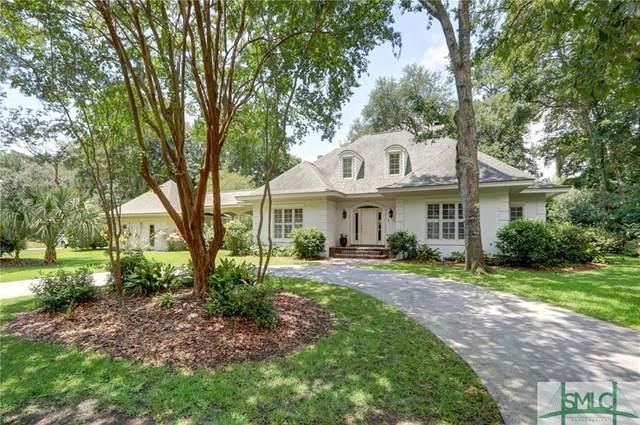 104 Millward Court, Savannah, GA 31410 (MLS #250929) :: Keller Williams Realty-CAP
