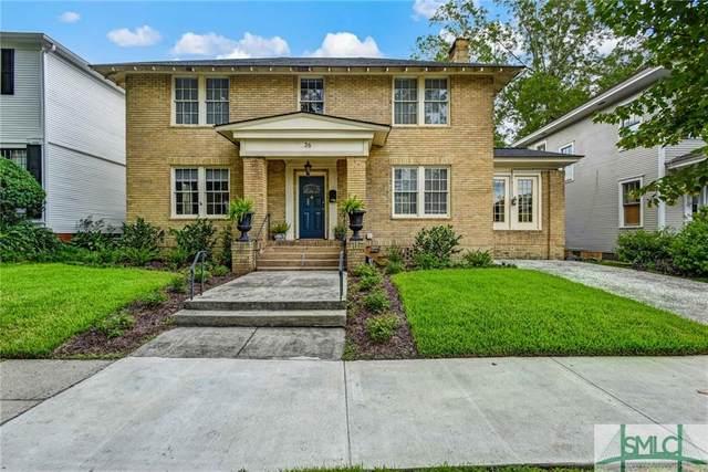 36 E 51st Street, Savannah, GA 31405 (MLS #250950) :: Keller Williams Coastal Area Partners