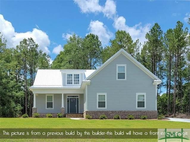 101 S Effingham Plantation Drive, Guyton, GA 31312 (MLS #251059) :: The Arlow Real Estate Group
