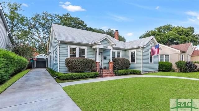 214 E 55th Street, Savannah, GA 31405 (MLS #251173) :: Bocook Realty