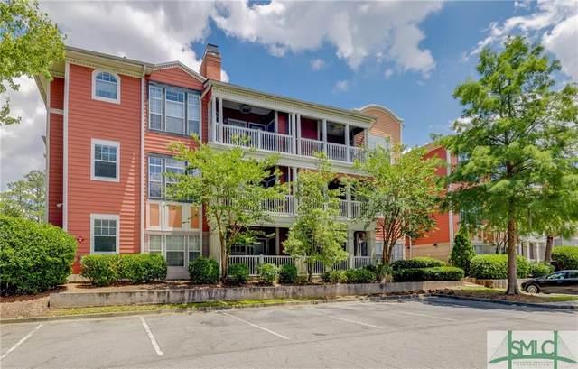 1723 Whitemarsh Way, Savannah, GA 31410 (MLS #251306) :: Coldwell Banker Access Realty
