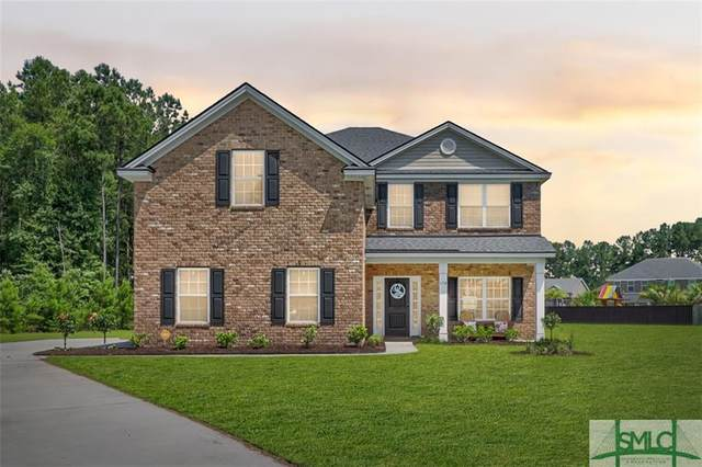 116 Joyce Cove, Guyton, GA 31312 (MLS #251358) :: Coldwell Banker Access Realty