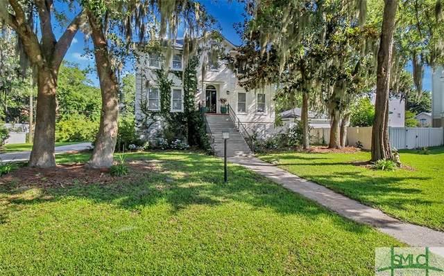 4 Brevard Court, Savannah, GA 31410 (MLS #251479) :: Bocook Realty