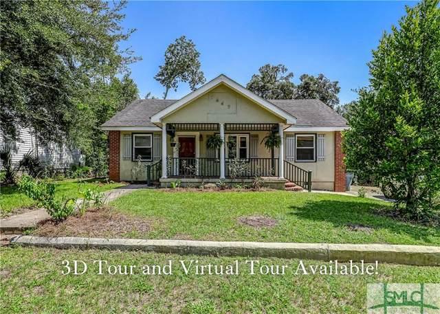 1647 Mckinnon Drive, Savannah, GA 31404 (MLS #251636) :: McIntosh Realty Team