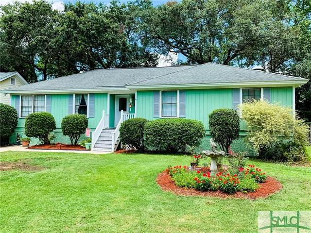 6 Sheftall Cove, Savannah, GA 31410 (MLS #252932) :: Keller Williams Coastal Area Partners