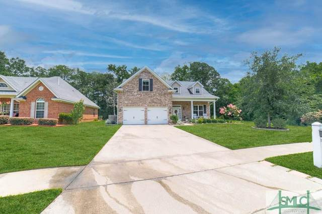 312 Brown Thrush Road, Savannah, GA 31419 (MLS #253266) :: Coldwell Banker Access Realty