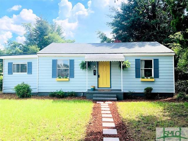 2121 Beech Street, Savannah, GA 31404 (MLS #253347) :: Heather Murphy Real Estate Group