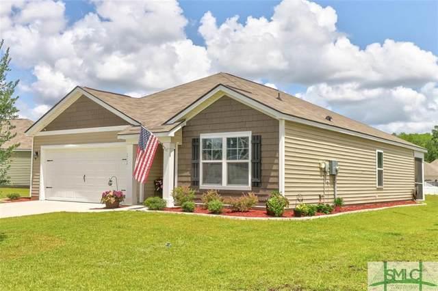 232 Bellflower Circle, Guyton, GA 31312 (MLS #253453) :: Heather Murphy Real Estate Group