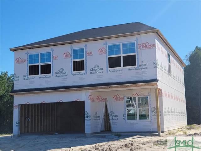 106 Castaway Court NE, Ludowici, GA 31316 (MLS #253666) :: The Allen Real Estate Group
