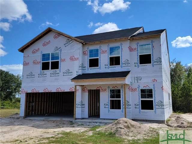 1385 Castaway Court NE, Ludowici, GA 31316 (MLS #253672) :: The Allen Real Estate Group