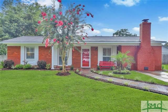 9 Sapelo Road, Savannah, GA 31410 (MLS #253738) :: Coldwell Banker Access Realty