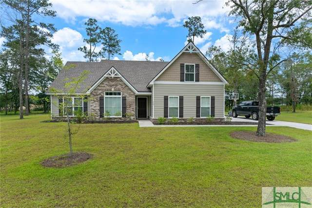 112 Cubbedge Drive, Rincon, GA 31326 (MLS #253780) :: Coldwell Banker Access Realty