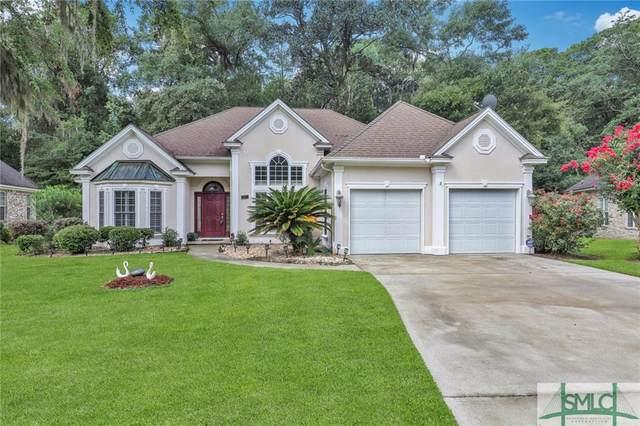 125 Valhalla Drive, Savannah, GA 31419 (MLS #253941) :: Bocook Realty