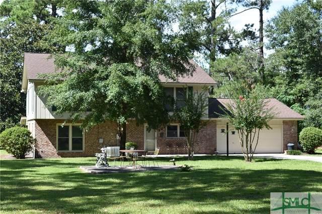 744 Sunshine Lake Road, Midway, GA 31320 (MLS #254191) :: Keller Williams Realty Coastal Area Partners
