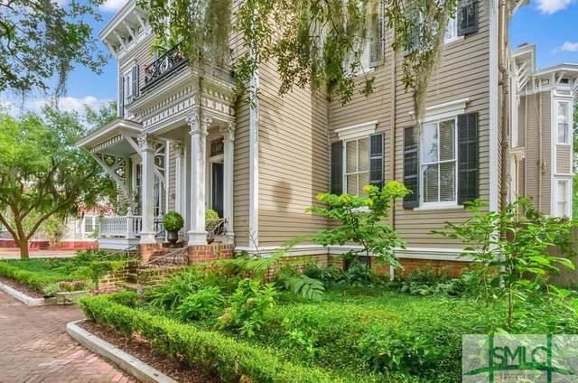 121 E Gwinnett Street, Savannah, GA 31401 (MLS #254218) :: The Allen Real Estate Group