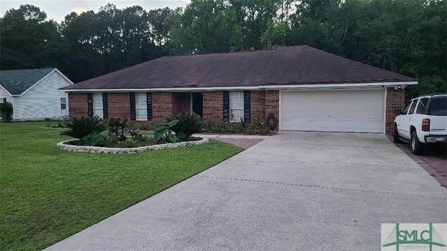 138 Huger Street, Rincon, GA 31326 (MLS #254258) :: Heather Murphy Real Estate Group