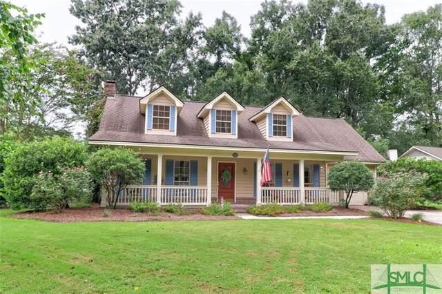 157 Boyd Drive, Richmond Hill, GA 31324 (MLS #254335) :: Heather Murphy Real Estate Group