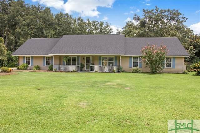 103 Scholar Road, Guyton, GA 31312 (MLS #254348) :: The Allen Real Estate Group