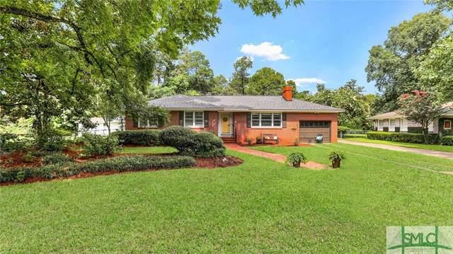 15 Margatha Drive, Savannah, GA 31406 (MLS #254618) :: Heather Murphy Real Estate Group