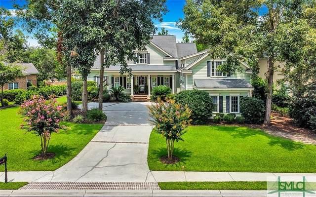 9 Wood Duck Drive, Savannah, GA 31405 (MLS #254653) :: Keller Williams Coastal Area Partners