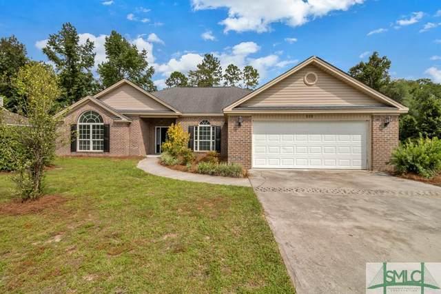 510 Adelante Lane, Guyton, GA 31312 (MLS #254777) :: Coldwell Banker Access Realty