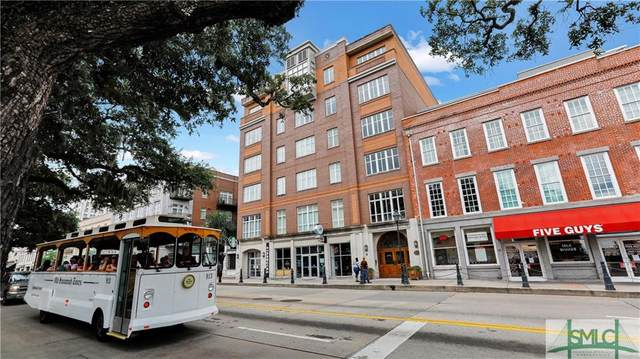165 W Bay Street #303, Savannah, GA 31401 (MLS #254954) :: McIntosh Realty Team