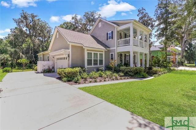 130 Long Creek Lane, Richmond Hill, GA 31324 (MLS #255022) :: Coastal Savannah Homes