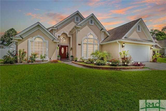 112 Creekside Drive, Pooler, GA 31322 (MLS #255177) :: The Arlow Real Estate Group