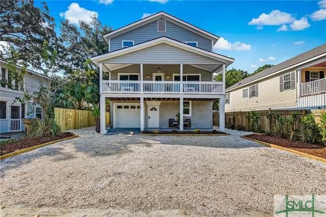 1012 Live Oak Road, Tybee Island, GA 31328 (MLS #255274) :: Heather Murphy Real Estate Group