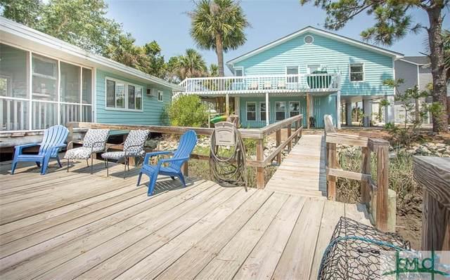 176 S Campbell Avenue, Tybee Island, GA 31328 (MLS #256713) :: Coastal Savannah Homes
