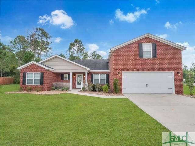 259 NE Virginia Lane, Ludowici, GA 31316 (MLS #256901) :: The Allen Real Estate Group