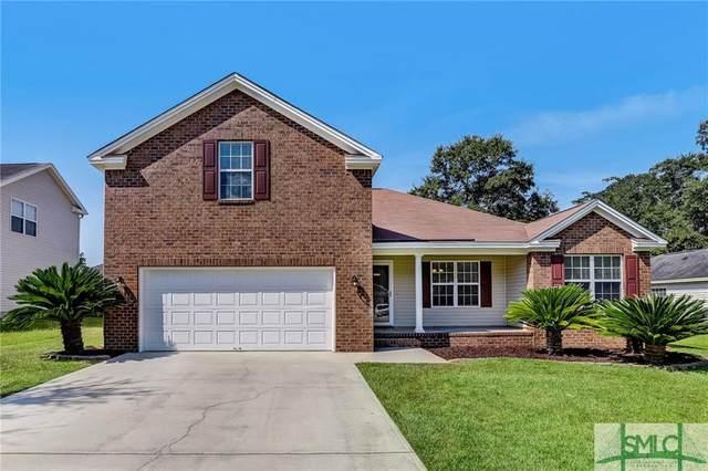 1521 Bradley Boulevard, Savannah, GA 31419 (MLS #256916) :: McIntosh Realty Team