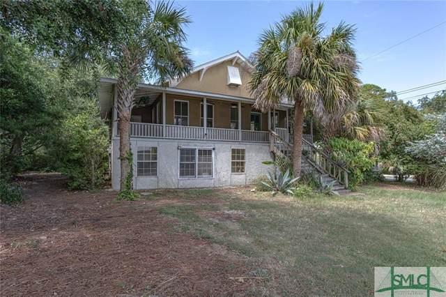 901 Lovell Avenue, Tybee Island, GA 31328 (MLS #256926) :: Heather Murphy Real Estate Group
