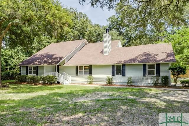 1024 Walthour Road, Savannah, GA 31410 (MLS #256945) :: Teresa Cowart Team