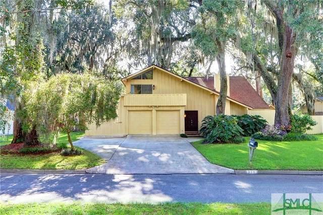 13203 Largo Drive, Savannah, GA 31419 (MLS #257227) :: Keller Williams Coastal Area Partners