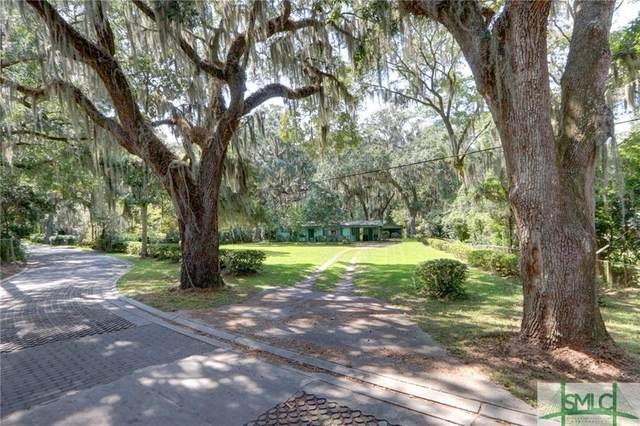 631 Rose Dhu Road, Savannah, GA 31419 (MLS #257265) :: Keller Williams Realty Coastal Area Partners