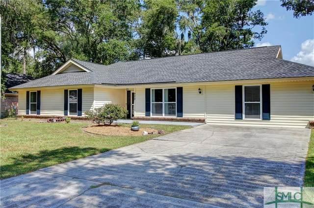 920 Mill Drive, Savannah, GA 31419 (MLS #257328) :: Heather Murphy Real Estate Group
