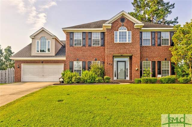 155 Steven Street, Richmond Hill, GA 31324 (MLS #257479) :: Coastal Savannah Homes
