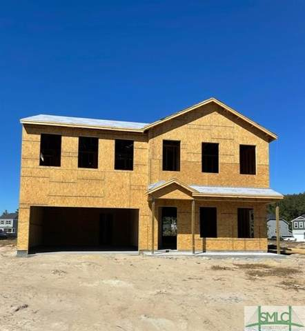 1102 Waybridge Way, Richmond Hill, GA 31324 (MLS #258003) :: Keller Williams Realty Coastal Area Partners