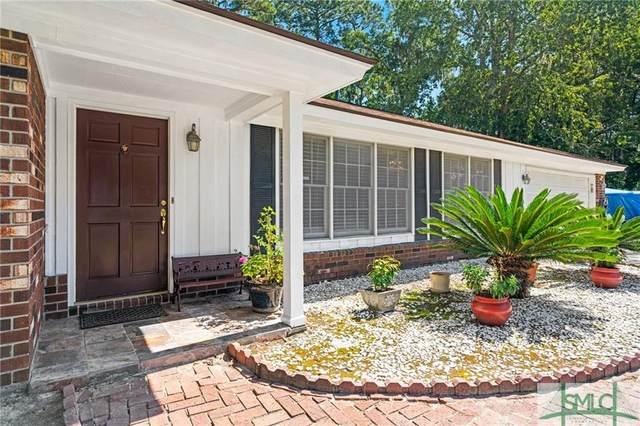 120 Phyllis Drive, Savannah, GA 31419 (MLS #258123) :: Coastal Savannah Homes