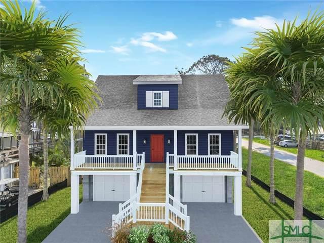 616 Miller Avenue Avenue, Tybee Island, GA 31328 (MLS #258193) :: Heather Murphy Real Estate Group