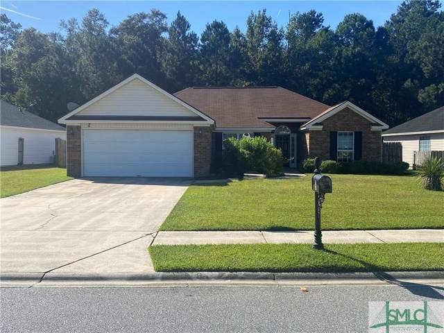 9 Carlisle Lane, Savannah, GA 31419 (MLS #259344) :: Keller Williams Realty Coastal Area Partners