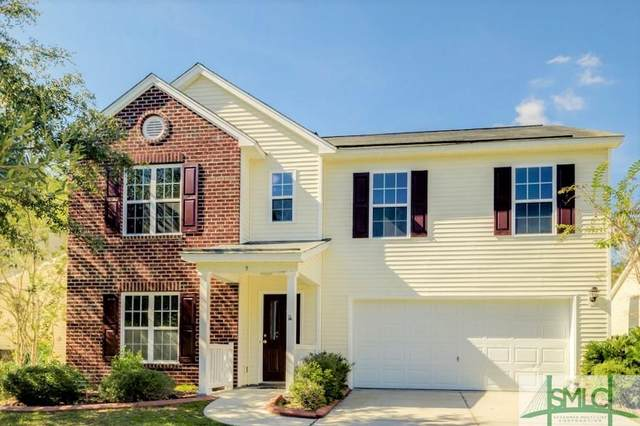 5 Glenwood Court, Pooler, GA 31322 (MLS #259345) :: eXp Realty