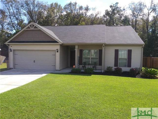 127 Clydesdale Court, Guyton, GA 31312 (MLS #259594) :: The Arlow Real Estate Group