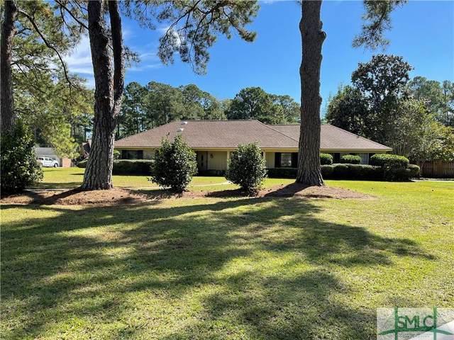 13613 Rockingham Road, Savannah, GA 31419 (MLS #259762) :: Heather Murphy Real Estate Group